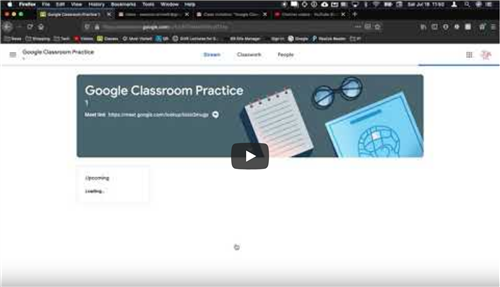 PD2: Working Within Google Classroom